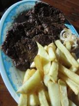 More twa tundi, this time beef.