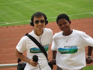 Imagine Burundi in Amahoro Stadium