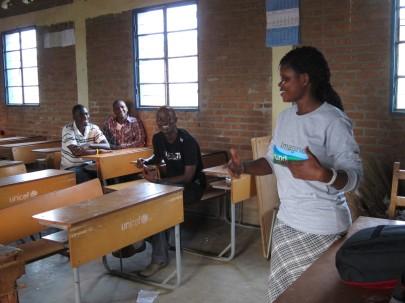 Amina outreach
